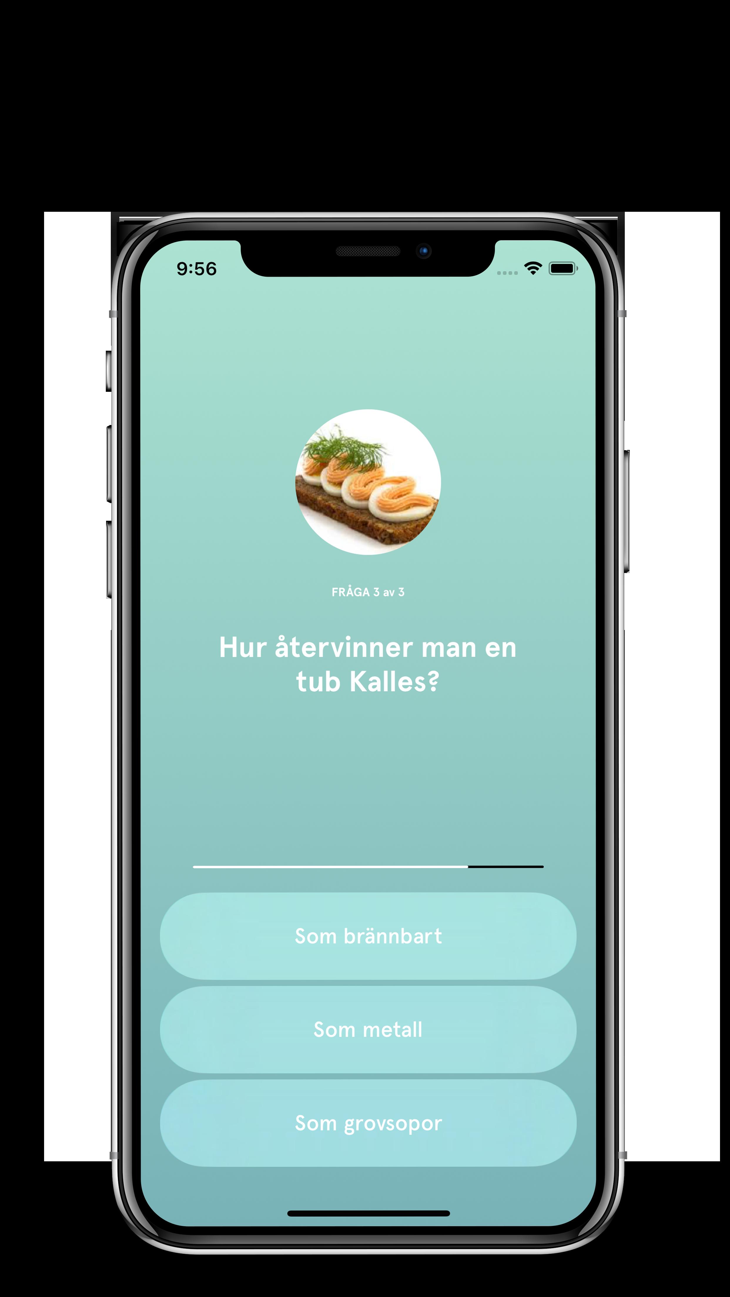 Deedster App Screen Question