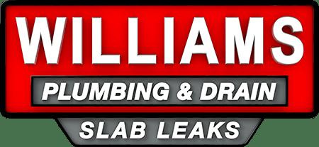 Williams Plumbing & Drain Service Logo