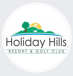 Holiday Hills Resort and Golf Club New Life Behavior International Golf Gift Sponsor