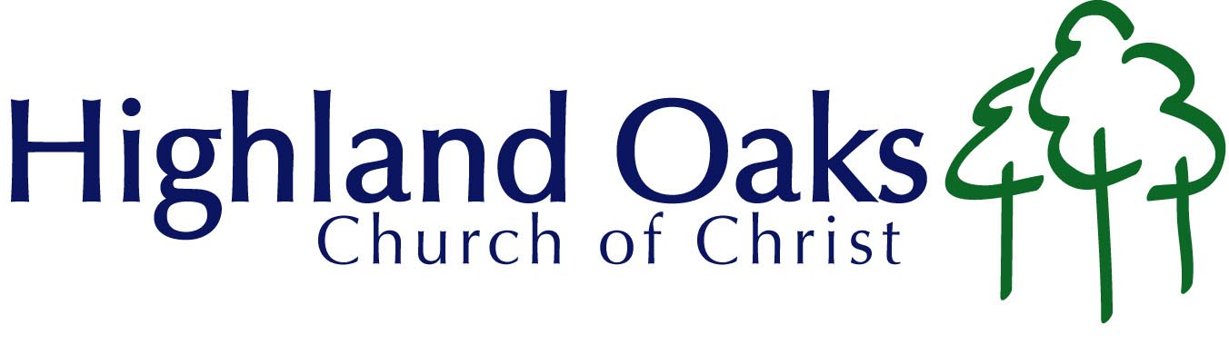 Highland Oaks Church of Christ New Life Behavior International Golf Sponsor