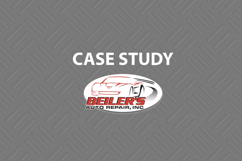 Case study for Beiler's Auto Repair