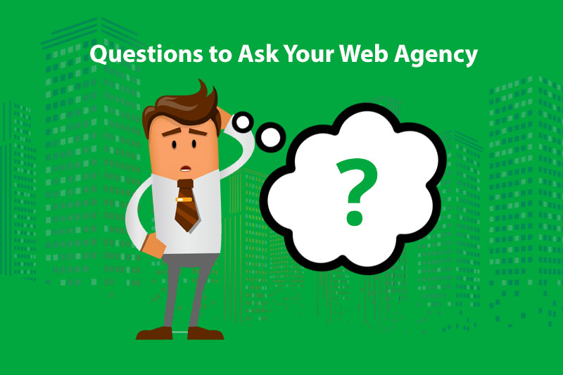 Seven Marketing Questions to ask your web agency