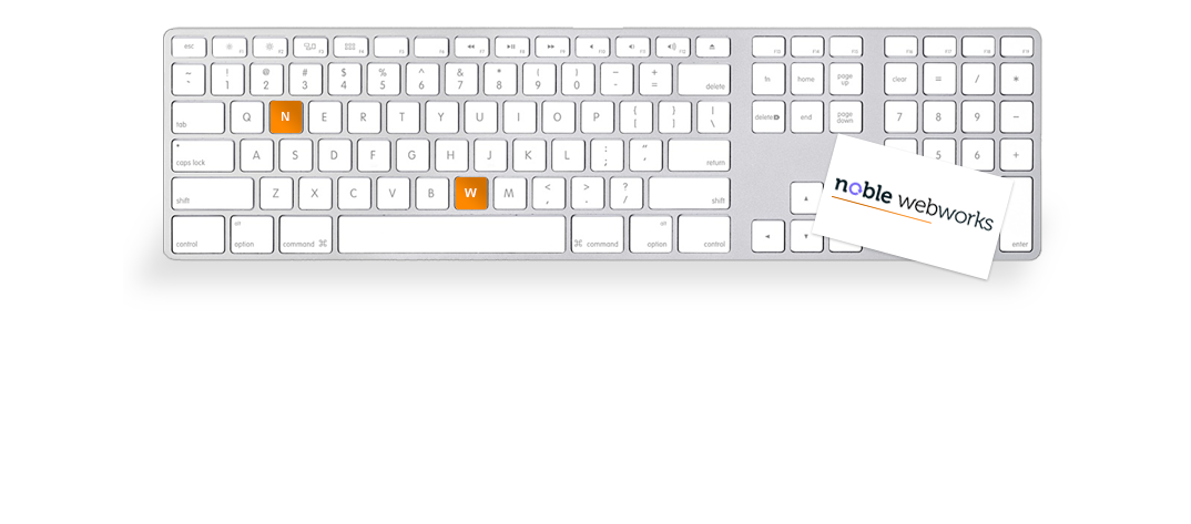 marketing design keyboard