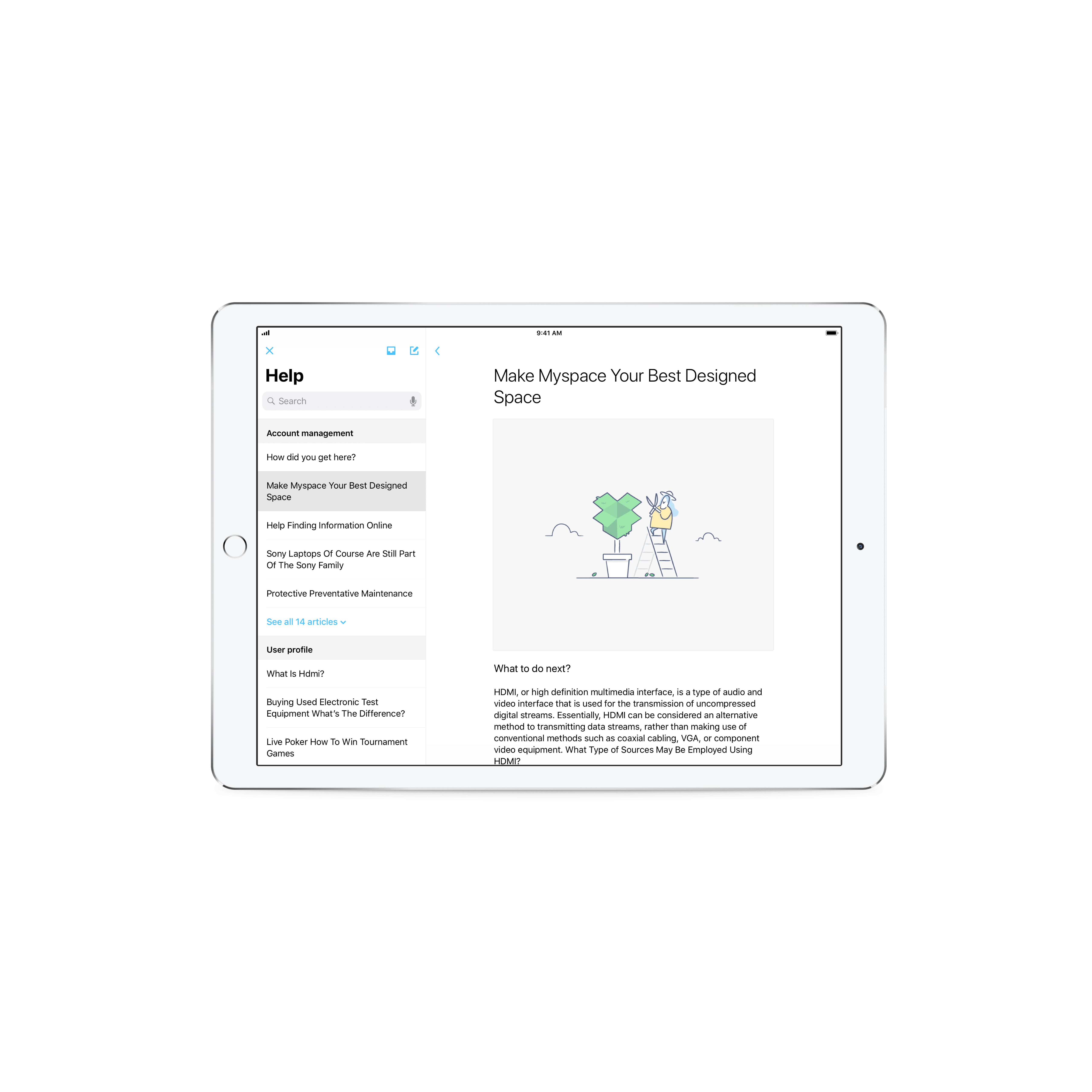 iPhone X app design of Mail Simple email client for iOS. Splash screen with logo