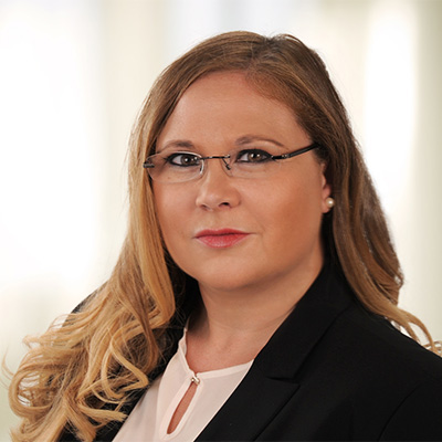 Sabine Hauswald from KPW Immobilien Gruppe
