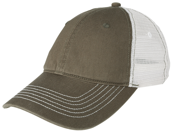911b62cac3511e DT607 District® - Mesh Back Cap