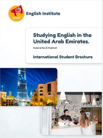 Study English Abroad brochure