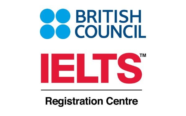 British council logo - IELTS registration center