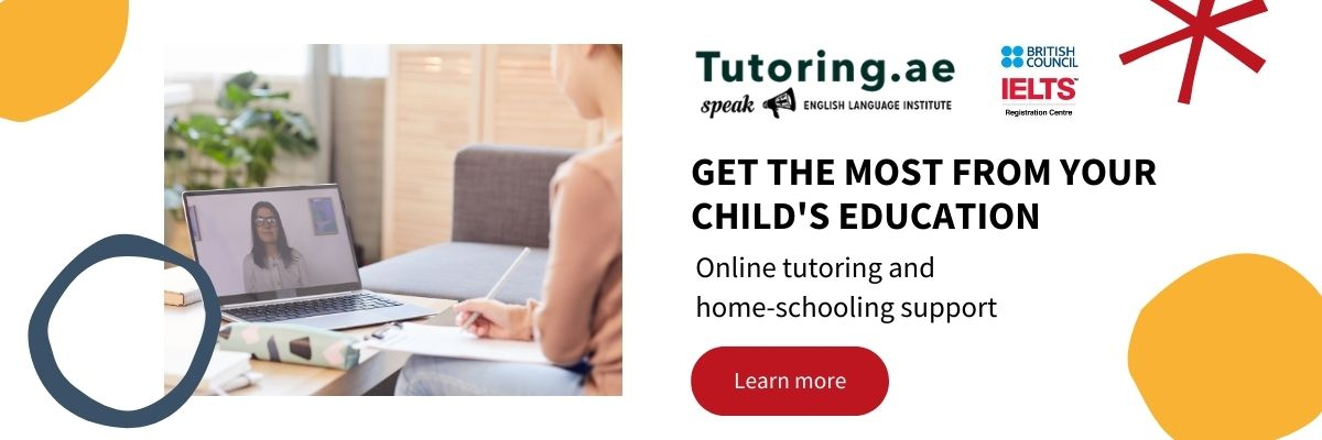 Tutoring.ae - Helping your child succeed