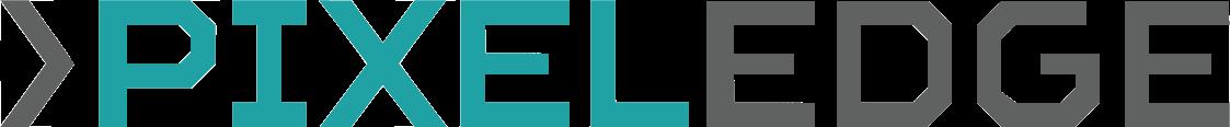 PixelEdge Logo
