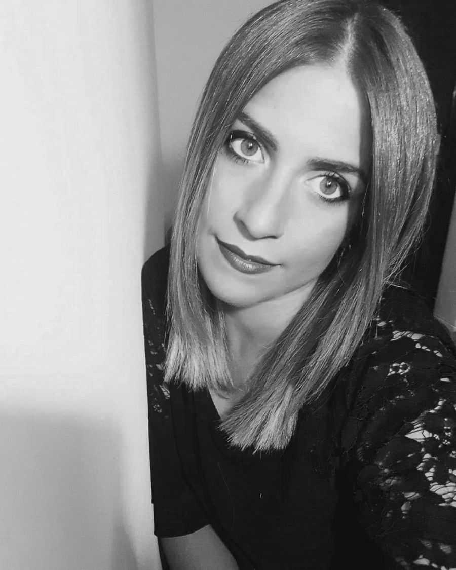 Erika Junior stylist Di GP Parrucchieri Milano De Angeli