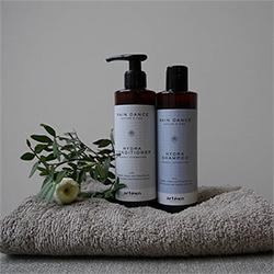 la forza della natura al servizio dei tuoi capelli Color shampoo e conditioner by GP parrucchieri Milano De Angeli