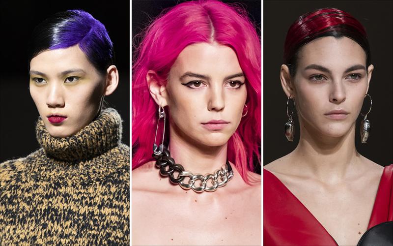 abbastanza Tendenze colore capelli autunno / inverno 2020-2021 EH71