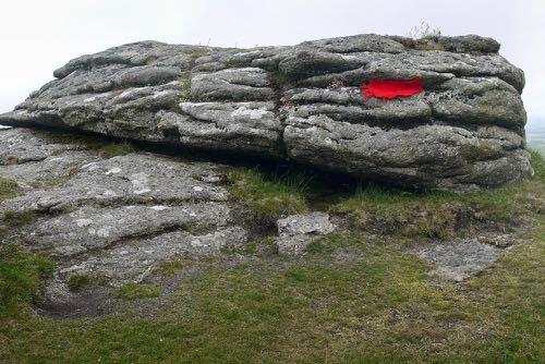 Felt on Dartmoor