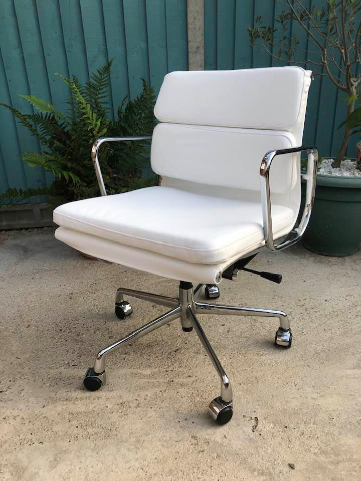 Eames chair restoration