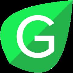 GrowthGenius Leaf Logo