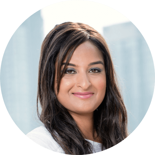 Fatima Zaidi, VP of Business Development, Eighty-Eight