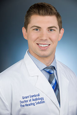 Sacramento Doctor of Audiology and Hearing Aid Specialist - Dr Grant Gambrall
