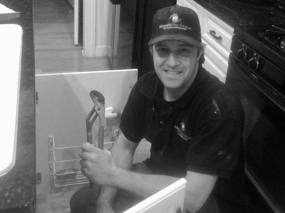 snake drain commercial plumbing in woodbridge