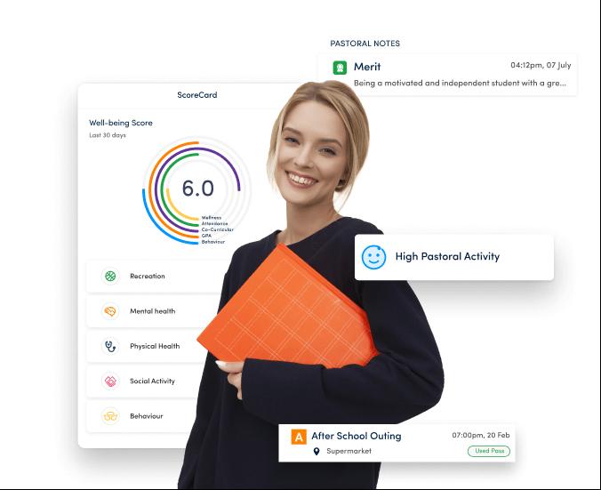 Orah - student engagement platform