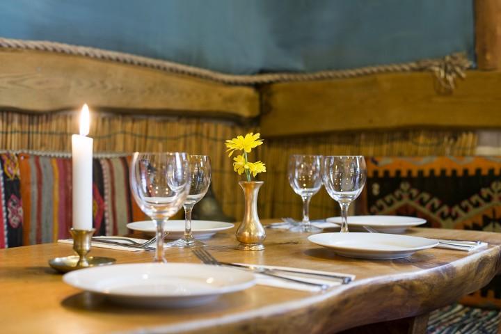 Visual Content Restaurants