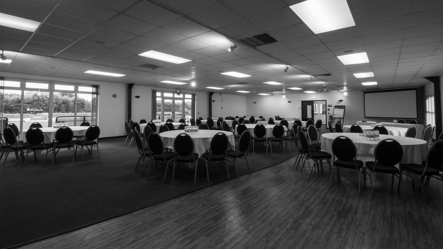 The priory suite at the Commsplus Stadium