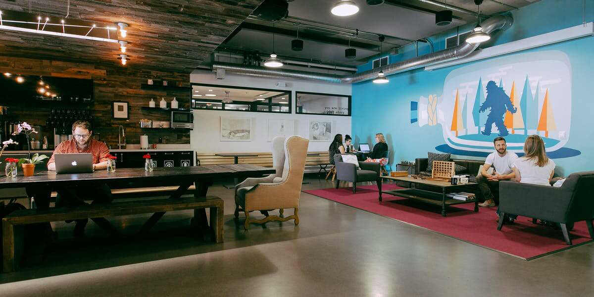 WeWork – South Lake Union