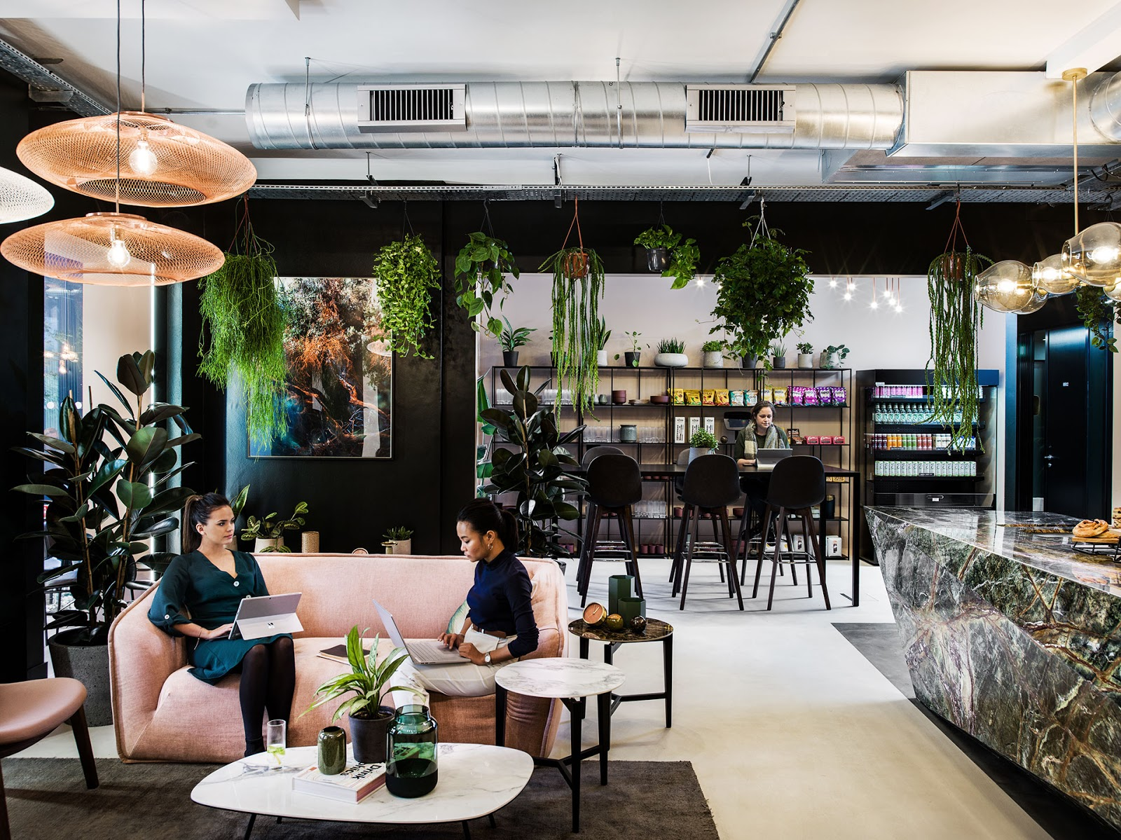 Uncommon coworking space