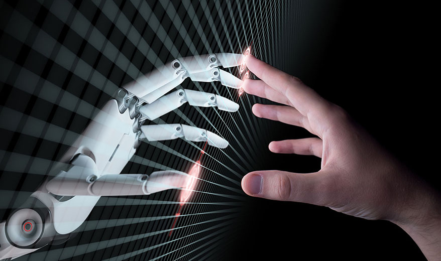 Part Salesperson - Part Robot! The Great Balancing Act in the New Digital Era