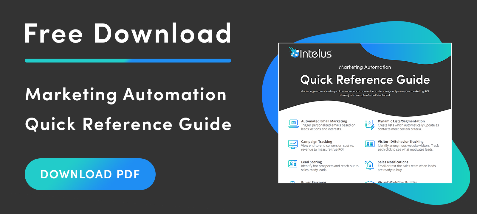 marketing automation quick reference guide