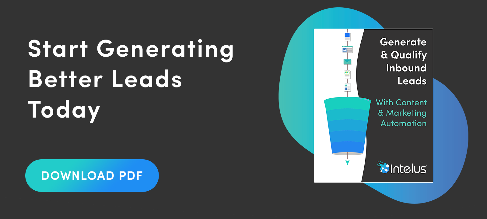 generate leads with content and marketing automation