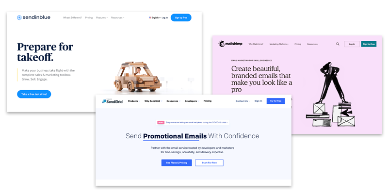 Simpler Email Marketing tools