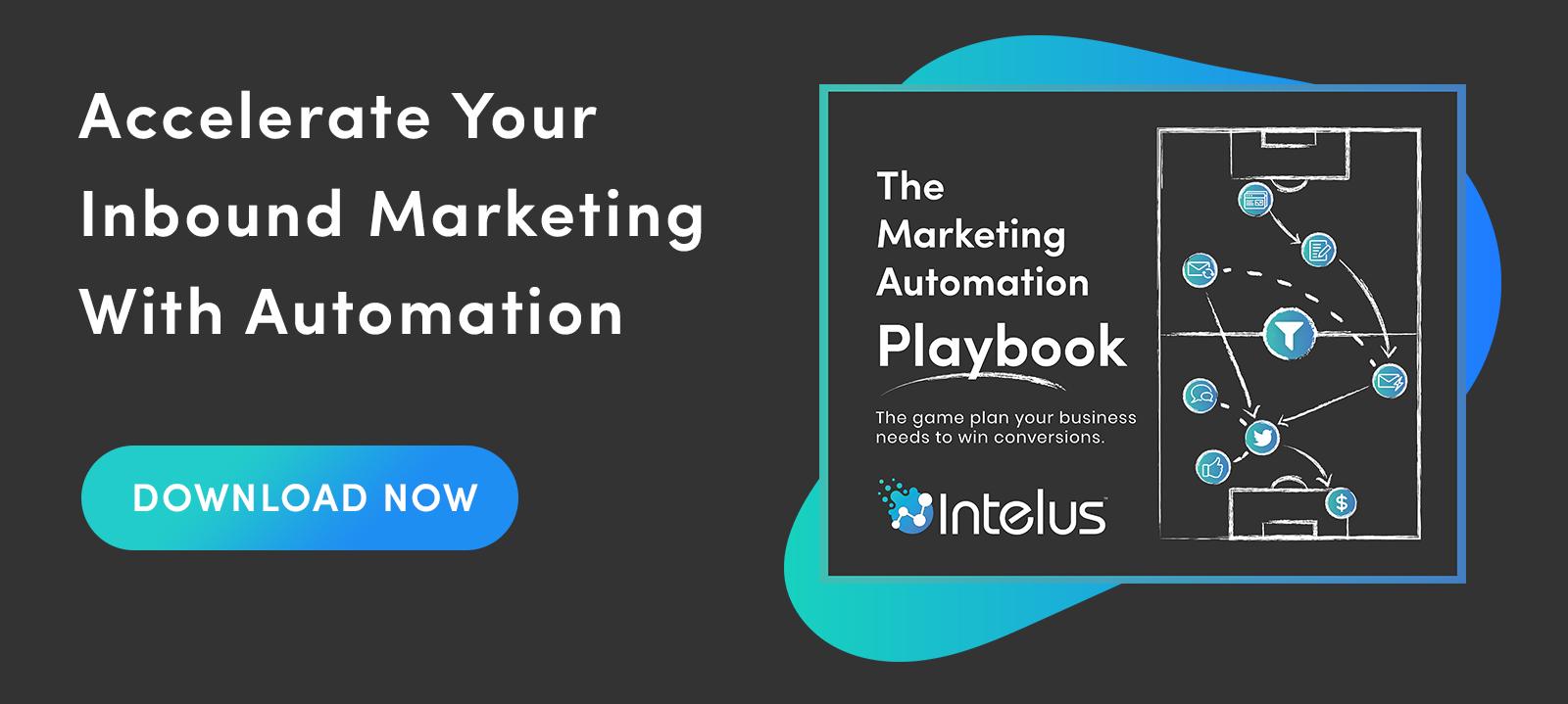 marketing automation playbook