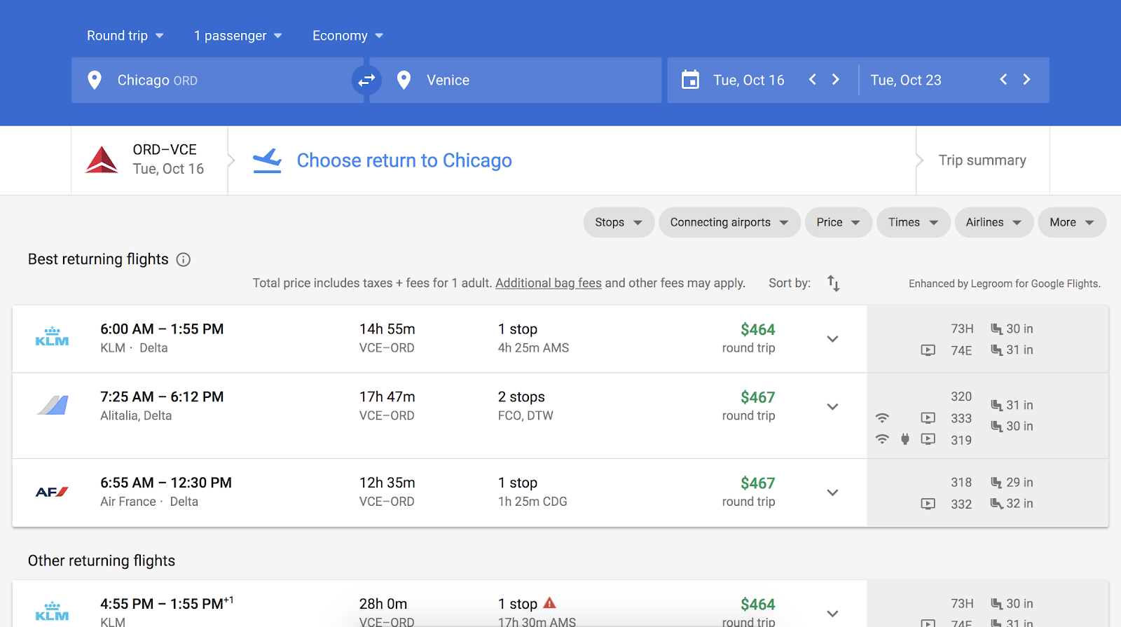 How to Book Flights on Google Flights