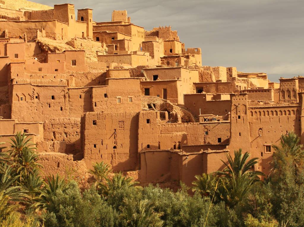 Ait Benhaddu, Morocco