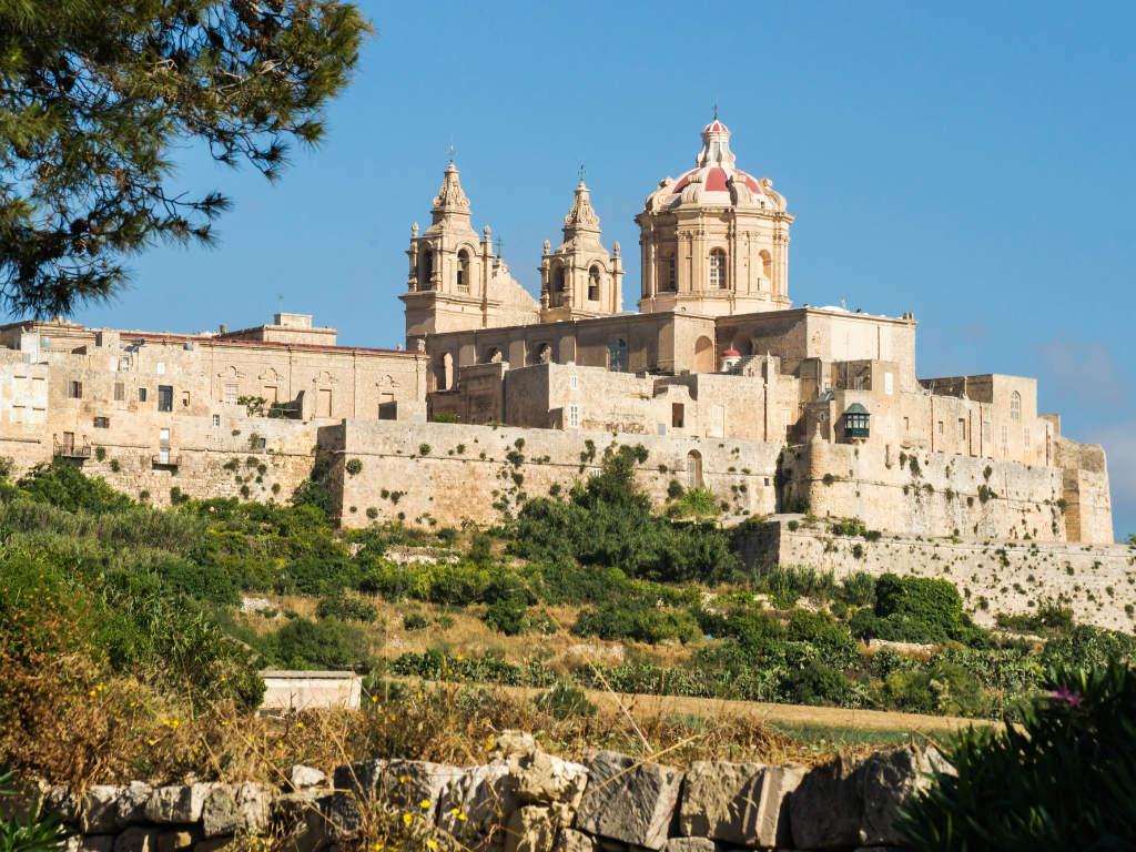 Mdina of Malta