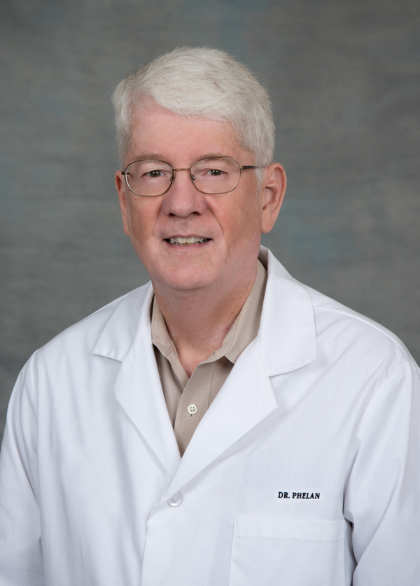 James Phelan, M.D., A.B.F.P.