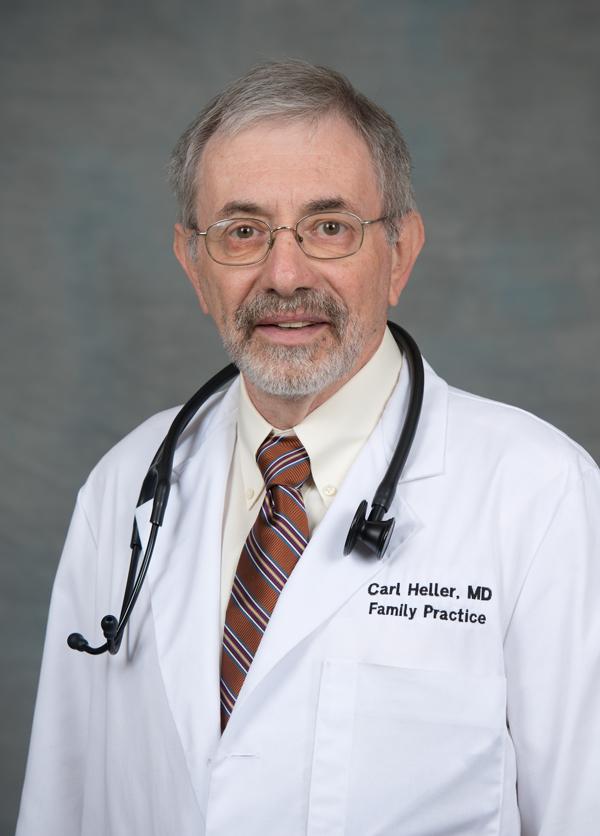 Carl Heller, M.D.