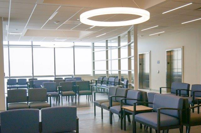 Vytalus Medical Group waiting room