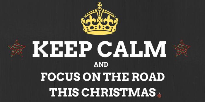 KEEP CALM ON THE ROAD AT CHRISTMAS #christmas