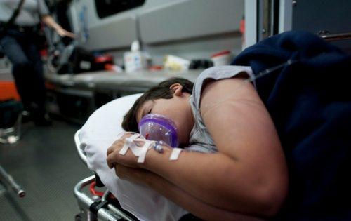 Safety of paramedics