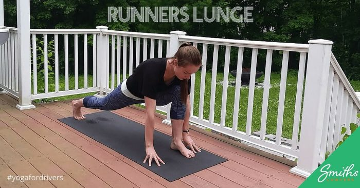 yoga-drivers-runners-lunge