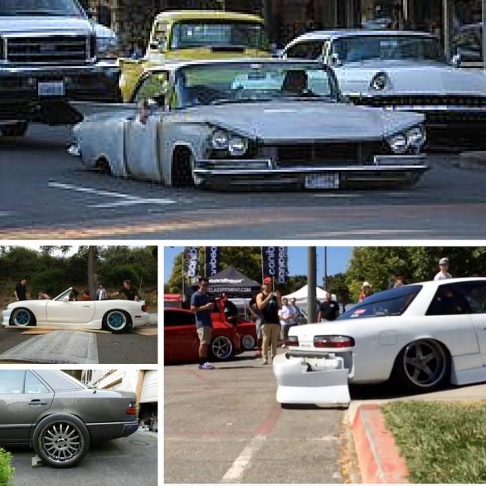 Super low rider cars