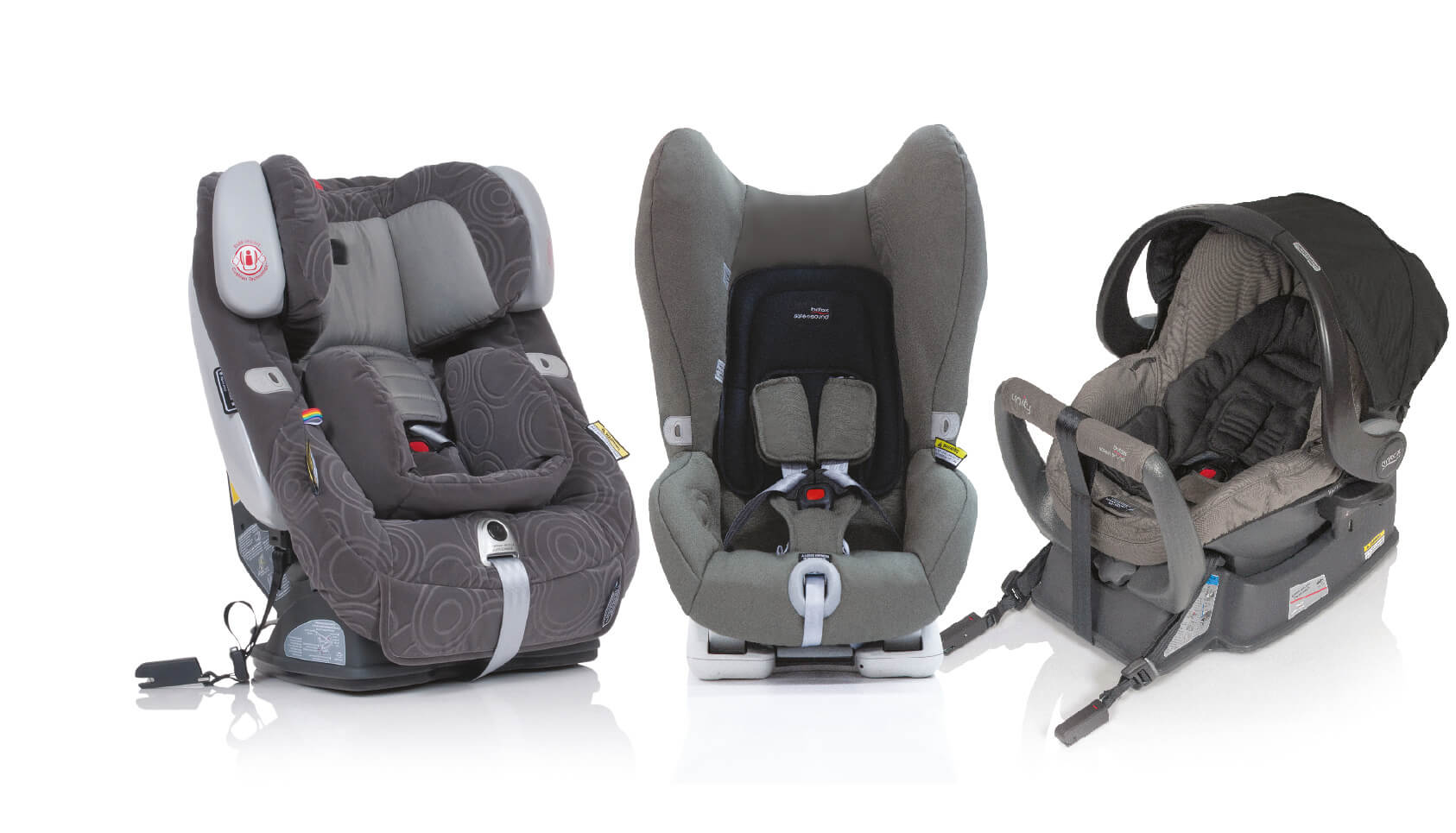 After 17 Years..ISOFIX Child Car Seats Finally Get Australian ...
