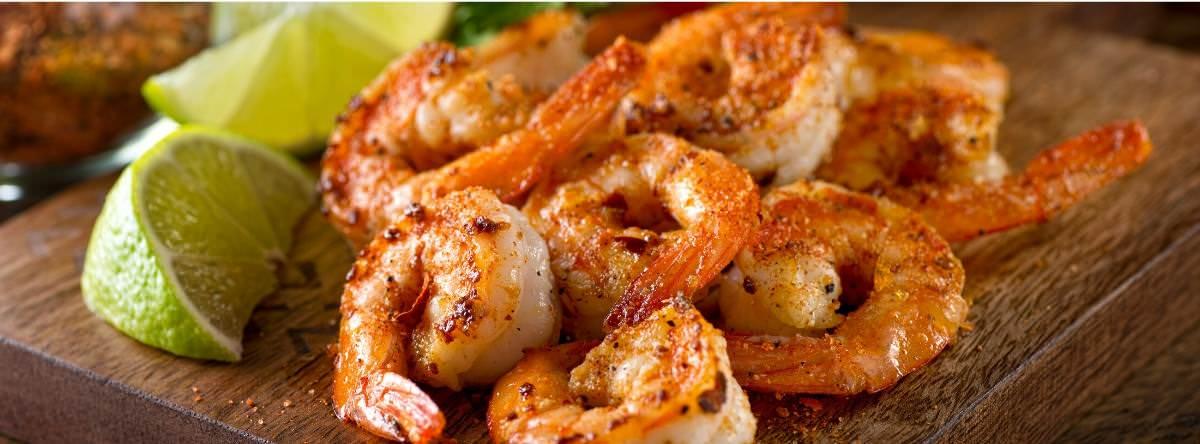 Glucosamine Sulfate found in shells of prawns