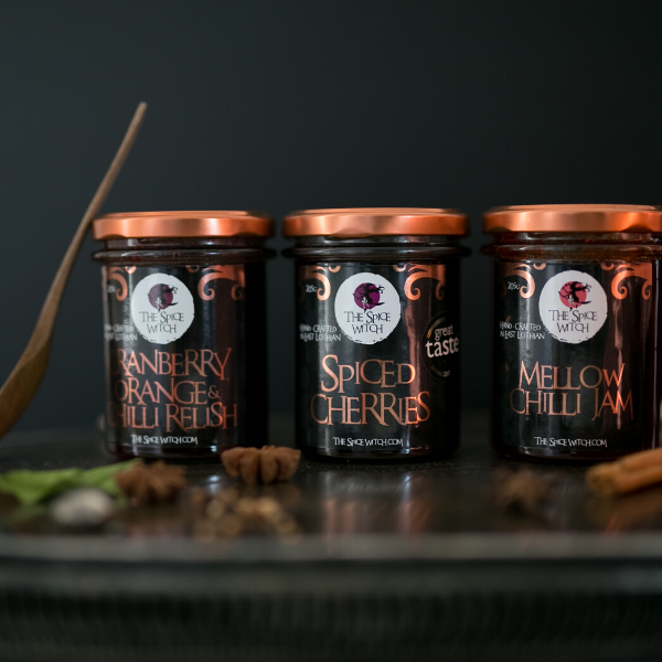 Spice Witch Relish