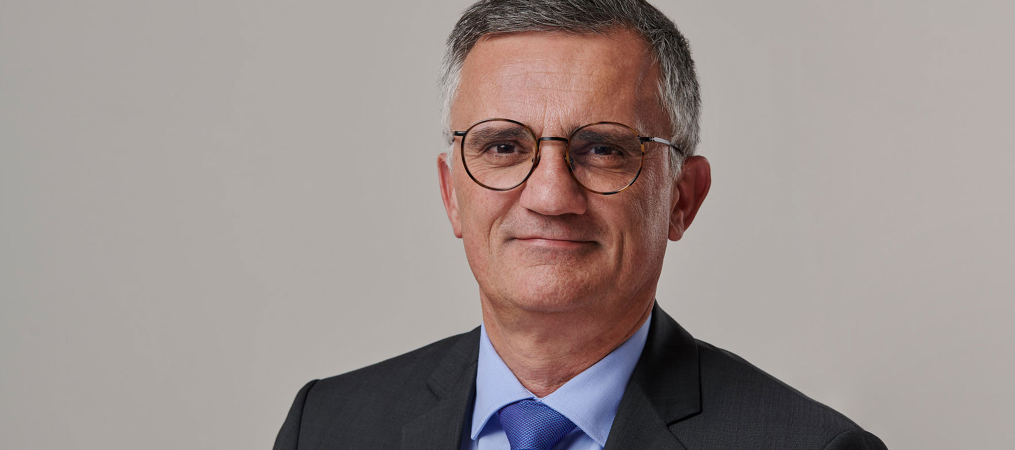 Christophe Sabas CEO of Beckers Group