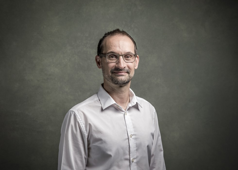 Photo of Andreas Pinkser