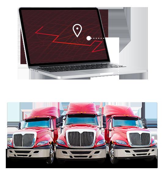 camiones computador