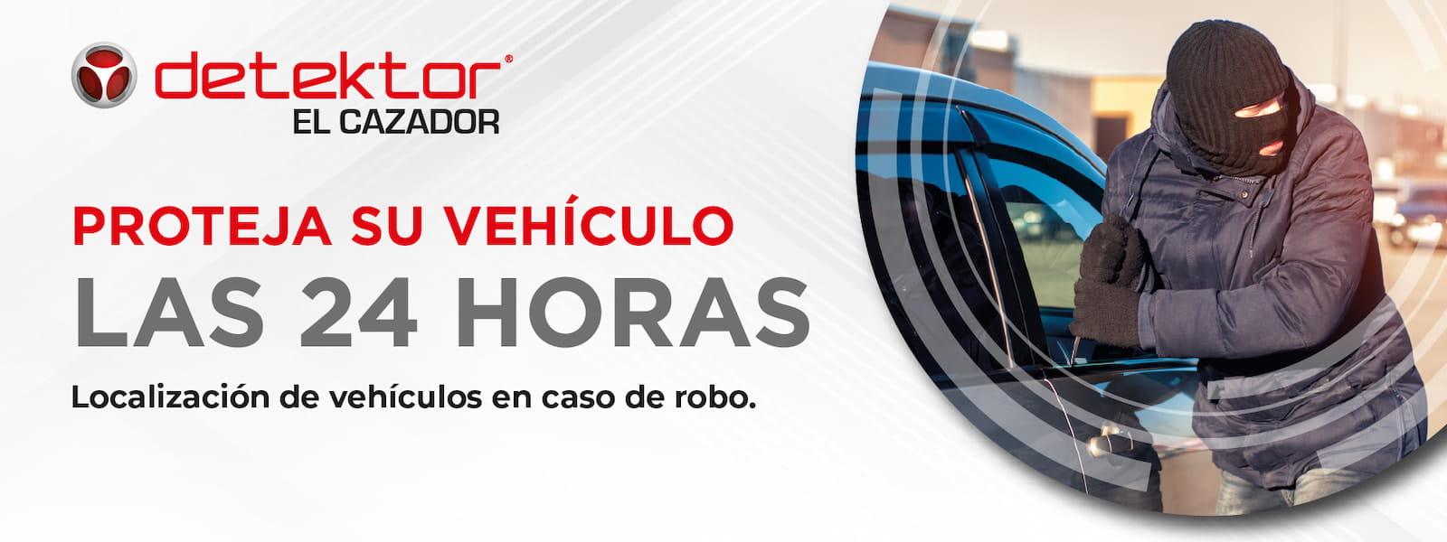 Detektor El Cazador banner